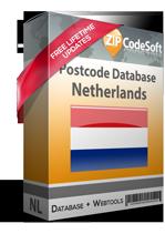 Free postal code generator