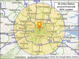 Postcodes within a radius on center on map, area on map, 50 miles on map, city on map, bridge on map, rom on map, microsoft on map, storm on map, state on map, position on map, arc on map, slope on map,